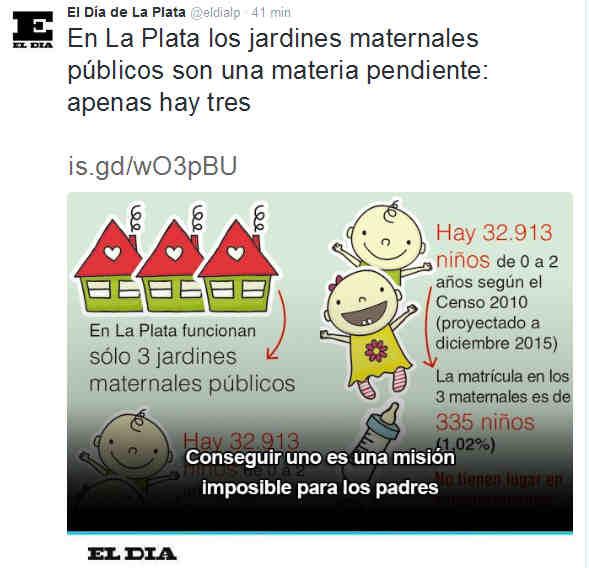 (1) El Día de La Plata (@eldialp) - Twitter